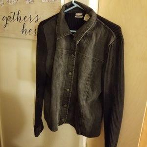 Covington  black Jacket